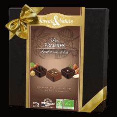 Assortiment 16 Chocolats Noirs & Lait Pralinés