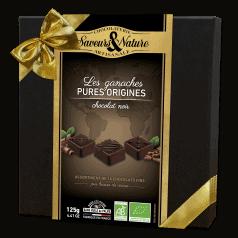 Coffret Chocolats Noir Pures Origines