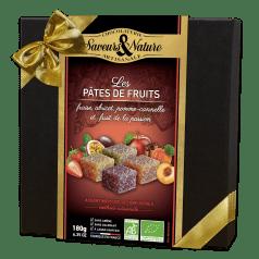 Assortiment de 16 Pâtes de Fruits