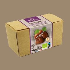 Ballotin d'Escargots Praliné Chocolat Lait