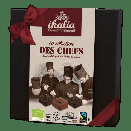 Coffret Assortiment Bonbons Chocolat Noir et Lait