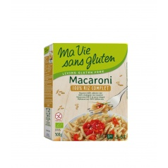Macaroni 100% Riz Complet