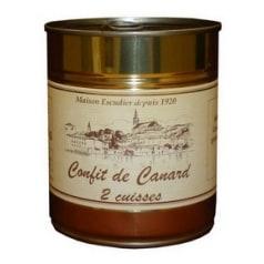 Confit de Canard 2 cuisses
