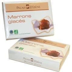 Coffret Marrons Glacés