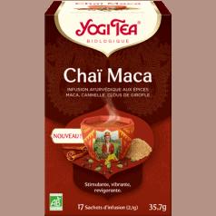 Yogi Tea Chaï Maca