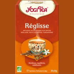 Yogi Tea Réglisse