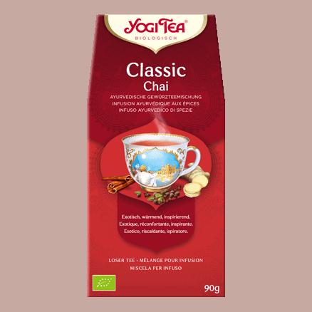 Yogi Tea Classic en vrac