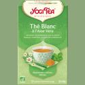 Yogi Tea Thé Blanc Aloé Vera