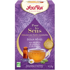 Yogi Tea Doux Rêves aux HE
