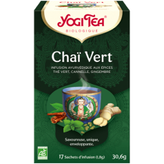Yogi Tea Chaï Vert