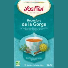 Yogi Tea Réconfort de la gorge