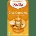 Yogi Tea Chaï Curcuma