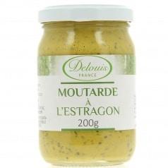 Moutarde de Dijon à l'Estragon Frais