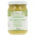 Moutarde de Dijon aux Pointes d'Orties