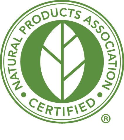 Cruelty Free,NPA (Natural Product Association),NSF ( National Sanitation Foundation)
